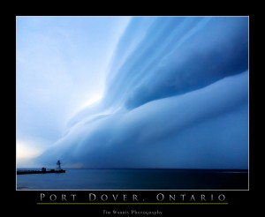 The Approaching Storm by Tim Warris Photography