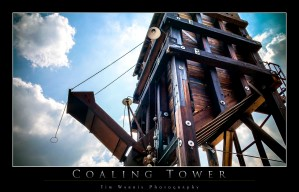 Coaling Tower by Tim Warris Photography