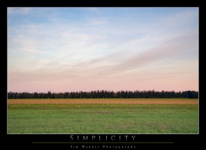 Simplicity by Tim Warris Photography
