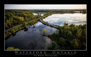 Canoeing in Waterford by Tim Warris Photography