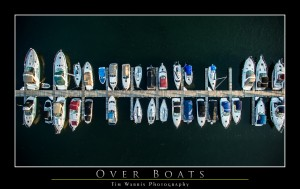 Over Boats by Tim Warris Photography