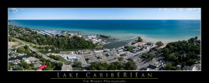 Blue Lake Erie by Tim Warris Photography