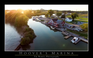 Hoover's Marina by Tim Warris Photography