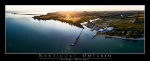 Nanticoke Shoreline by Tim Warris Photography