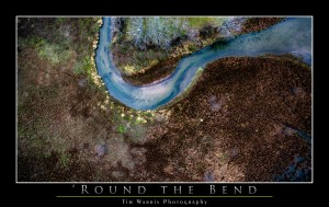 'Round the Bend by Tim Warris Photography