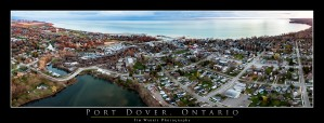 Port Dover by Tim Warris Photography