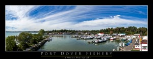 The Port Dover Fishery by Tim Warris Photography
