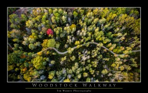 Woodstock Walkway by Tim Warris Photography