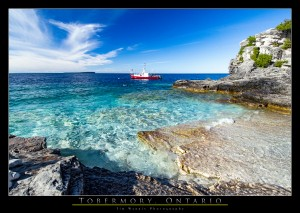 Tobermory, Ontario by Tim Warris Photography