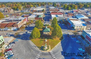 Lawrenceburg, TN | The Old Square by Provision UAS