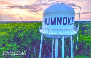 Humnoke, AR | Water Tower by Provision UAS