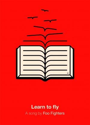 Learn to fly by Viktor Hertz
