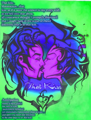 that kiss3 by Vince Osborne
