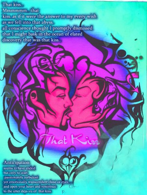 that kiss4 by Vince Osborne