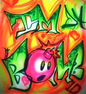 tm da bomb by Vince Osborne