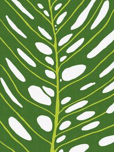Tropical Leaf 14 by Vitor Costa