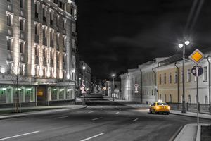 Night city by Vladyslav Durniev