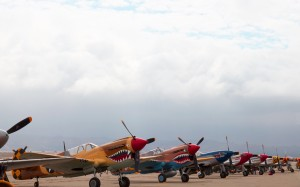 Warbirds Ready to fly by A Booth