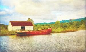 Caledonian Canal by aGeekonaBike