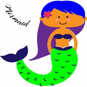 Mermaid by dePace-