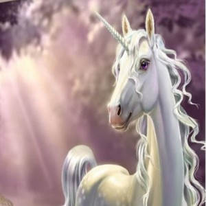 Unicorn  by elaine harrald