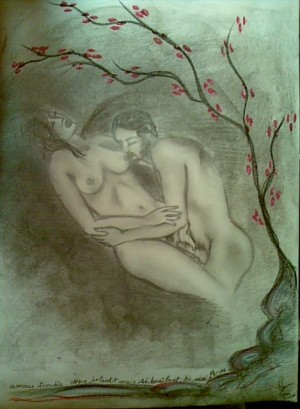 Erotic love  by lalitavv