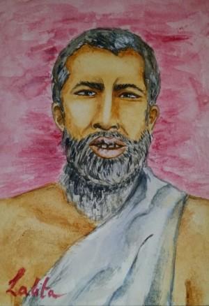 Ramakrishna  by lalitavv