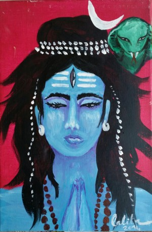 Shiva by lalitavv
