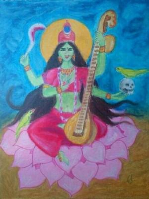 Godesse Matangi  by lalitavv