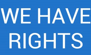 WE HAVE RIGHTS by lenie blue