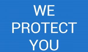 WE PROTECT YOU by lenie blue