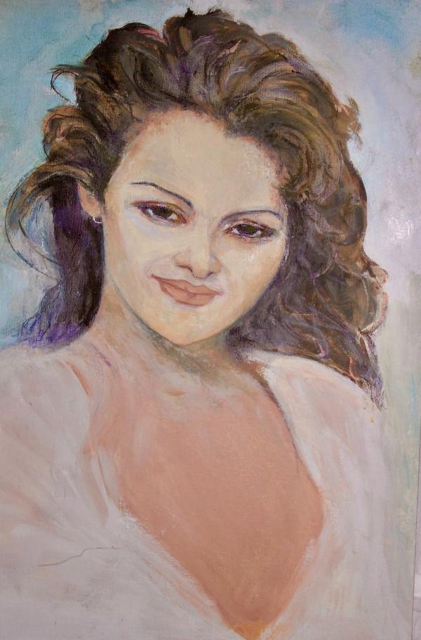 92AAED31 6551 40C3 BBE4 86655C7A3E8B by  Claire Vines Artist