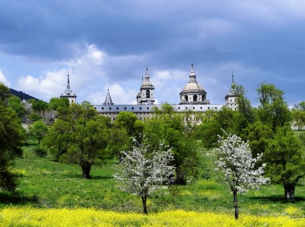 Casita del Principe 5 of 7 - Park and Gardens - The Royal Monastery of San Lorenzo de El Escorial - Madrid Spain Digital Download