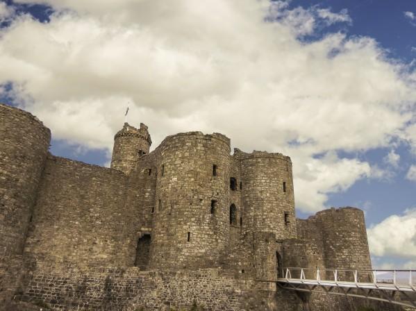 Aberystwyth Castle Digital Download