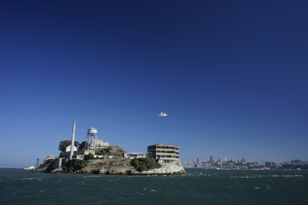 Alcatraz   The Rock @ San Francisco Bay Digital Download