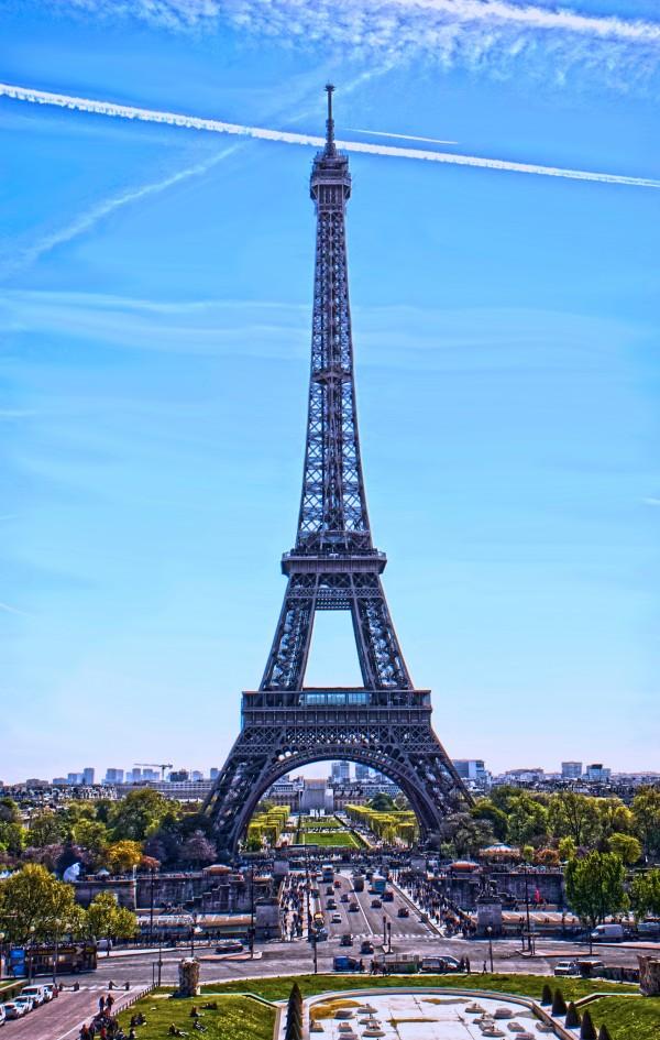 Majestic Eiffel Digital Download