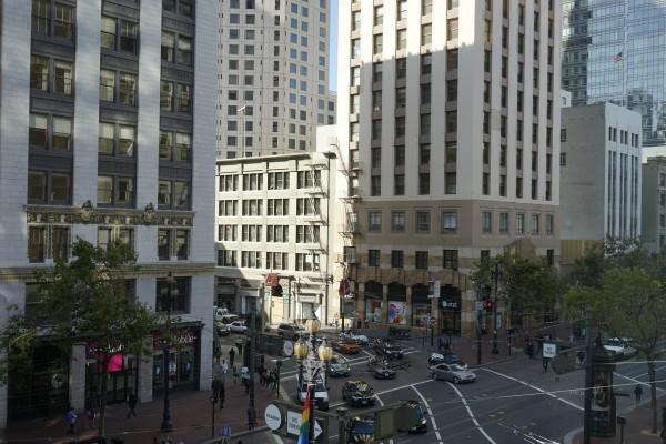 Snapshot in Time @ San Francisco Financial District Digital Download
