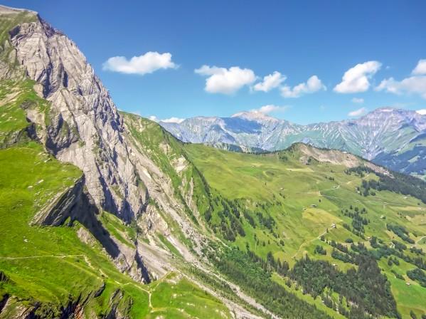 Deep in the Swiss Highlands Digital Download