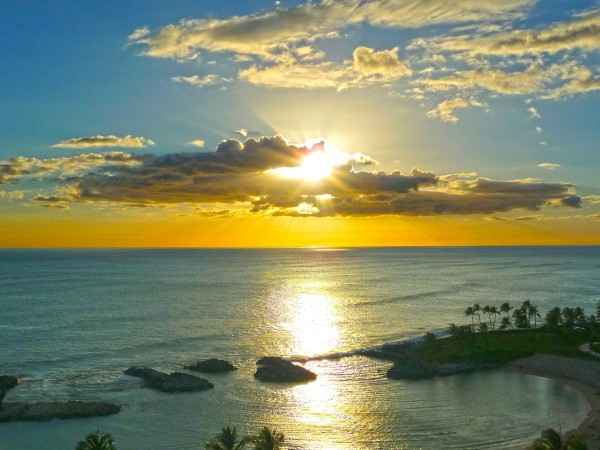 Island Dreamin - Hawaii Sunset Digital Download