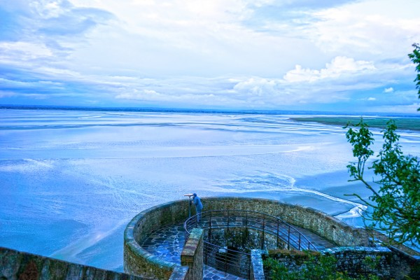 A Day at Mont Saint Michel 6 of 12 Digital Download