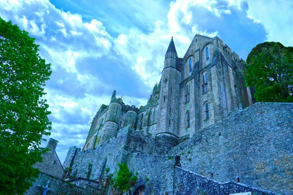 A Day at Mont Saint Michel 9 of 12 Digital Download
