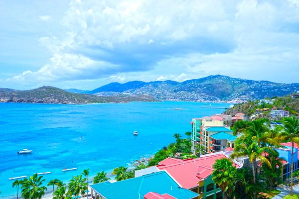 Pacquereau Bay Saint Thomas Caribbean Islands Digital Download