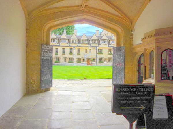 Snapshot in Time Presents a Visit to Oxford 4 of 8 Digital Download