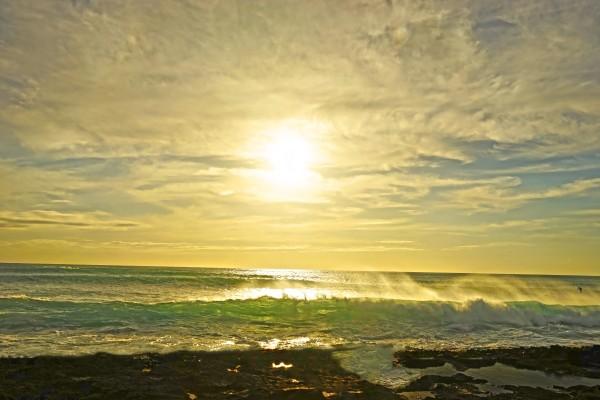 Splash - Sunset Hawaii Digital Download