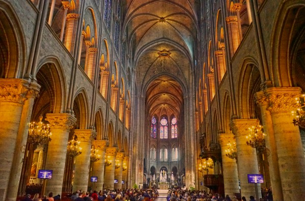 Saint Croix Cathedral France Digital Download