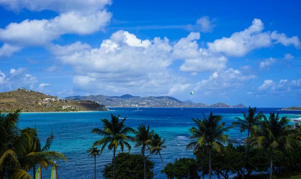 Great Bay Saint Thomas and Saint John in the US Virgin Islands by 360 Studios