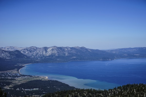 Lake Tahoe View - Tahoe California USA Digital Download