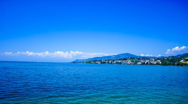 Montreux Switzerland Across Lake Geneva by 360 Studios