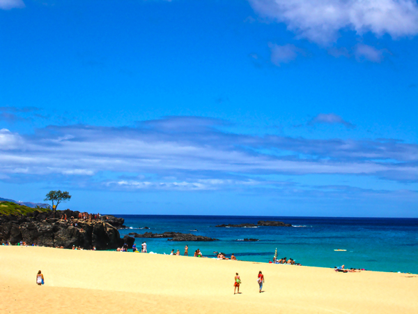 Snapshot in Time the Golden Sands of Oahu 2005 - 2 of 2 by 360 Studios
