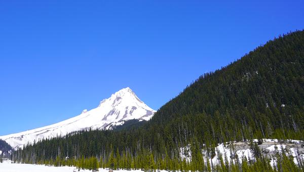 Mount Hood - The Cascade Range - Oregon by 360 Studios